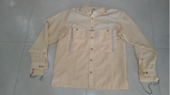 Camisa Tarpon Wear- Pesca- Original - Importada - Talle L -
