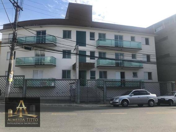 Excelente Apartamento Para Locação No Condomínio Residencial Murano Em Jandira, Confira! - Ap1812