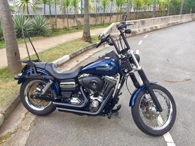 Harley Davidson - Dyna Super Glide Custom