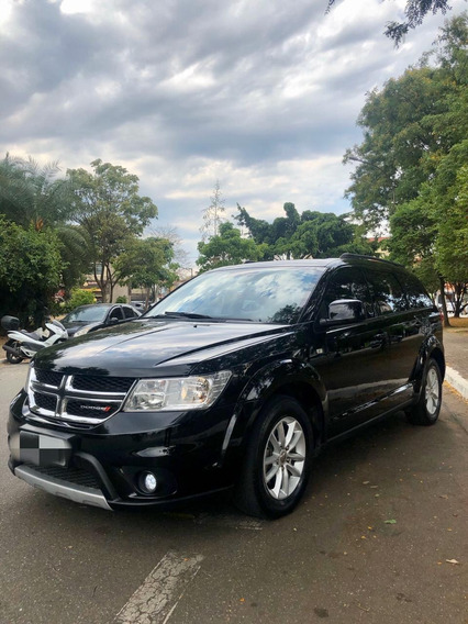 Dodge Journey Sxt Top 7 Lugares Nova Troco E Financio