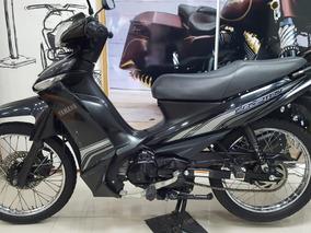 Yamaha Crypton 115 2014