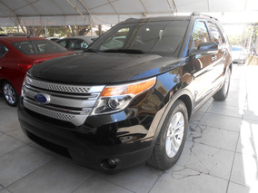Ford Explorer 4.0 Xlt V6 3er Asiento 4x2 At