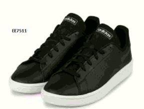 Tênis Street adidas Preto/branco