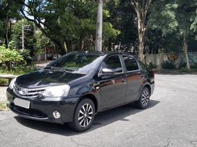 Toyota Etios 1.5 16v Platinum 4p 2014