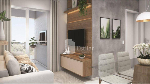Imagem 1 de 18 de Apartamento Garden 02 Quartos No Centro, São José Dos Pinhais - Gd0452
