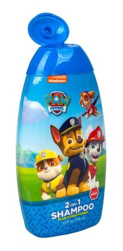 Shampoo Y Acondicionador Para Niños Nickelodeon 296ml