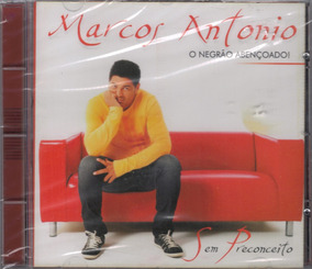 Cd Marcos Antônio - Sem Preconceito [original]