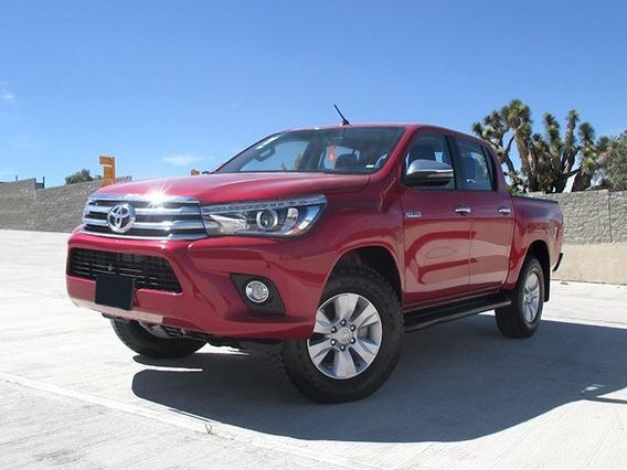 Toyota Hillix Srv 2018