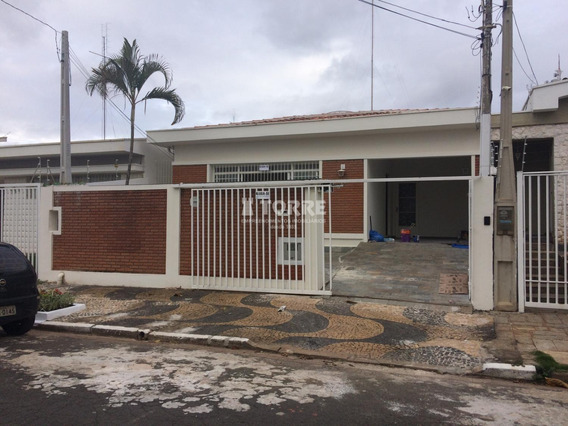 Casa Para Aluguel Em Jardim Chapadão - Ca003590