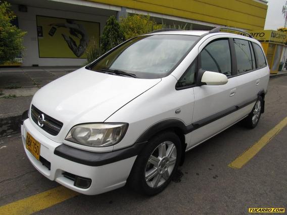 Chevrolet Zafira Gls 2.0 Mecanica 7 Puestos