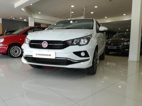 Fiat Cronos 1.3 Anticipo De 148mil O Tu Usado Y Cuotas - L