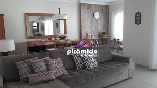 Casa Com 3 Dormitórios À Venda, 220 M² Por R$ 1.500.000,00 - P Olaria - São Sebastião/sp - Ca4354