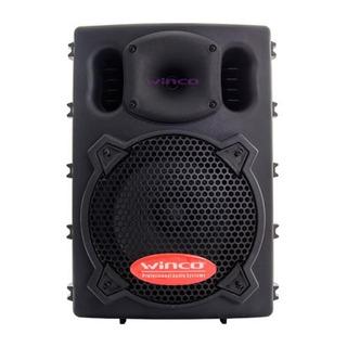 Winco B-210 Bt Bafle 10 Amplificado Con Usb / Bluetooth