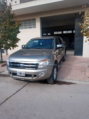 Ford Ranger 3.2 Cd 4x2 Xlt Tdci 200cv Chile 2015