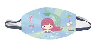Barbijo Tapaboca Diseño Original Infantil Nene Nena Niños
