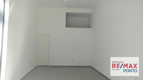 Imagem 1 de 4 de Sala Para Alugar, 42 M² Por R$ 750,00/mês - Jardim Silvania - Mogi Mirim/sp - Sa0004
