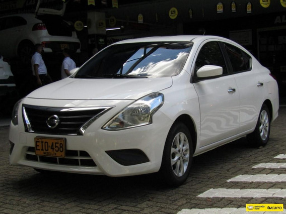 Nissan Versa Sence 1600 Cc Mt