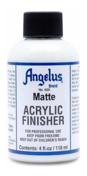 Acrylic Finisher Matte Angelus