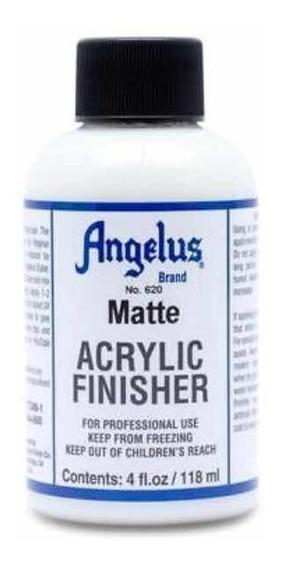 Acrylic Finisher Matte Angelus