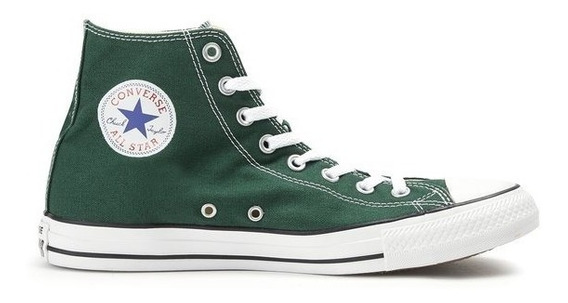 Zapatilla Botita Converse Unisex All Star Lona Original