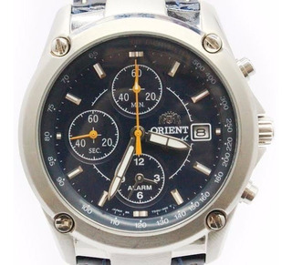 Reloj Orient Cronografo Alarma Ctd0u001 Calendario Garant Of