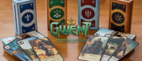 The Witcher 3 Jogo Gwent Completo Pt-br (p/impressão)