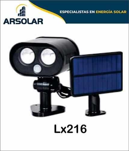 Apliques Led Solares 6w