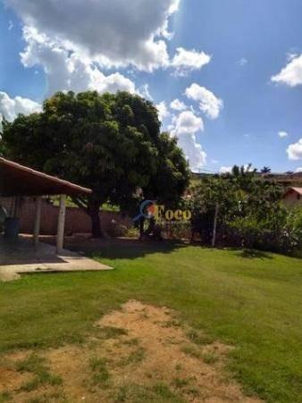Chácara Residencial À Venda, Bairro Tapera Grande, Itatiba - Sp. - Ch0101