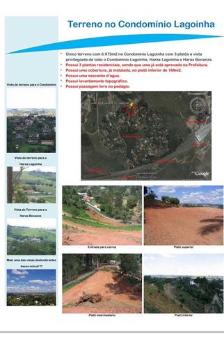 Imagem 1 de 14 de Terreno No Condomínio Lagoinha - Jacareí