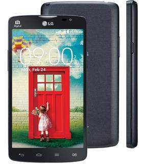 Smartphone Lg L80 Tv Dual D385 Android 4.4 Original Seminovo