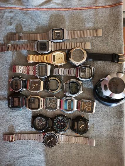 Relojes Citizen,orient,casio, Vintage.