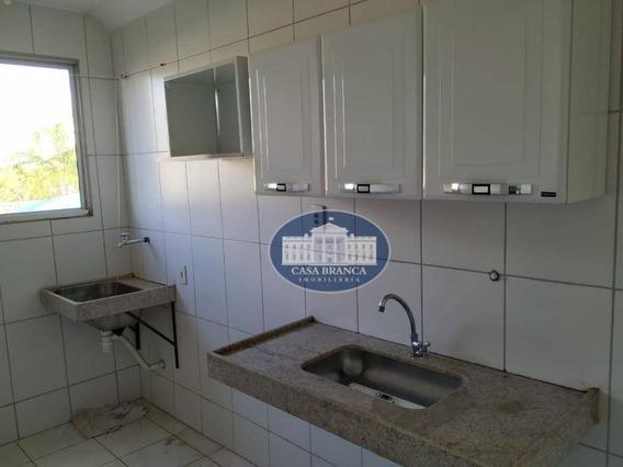 Apartamento Com 2 Dormitórios Para Alugar, 52 M² Por R$ 560,00/mês - Jardim Sumaré - Araçatuba/sp - Ap0777