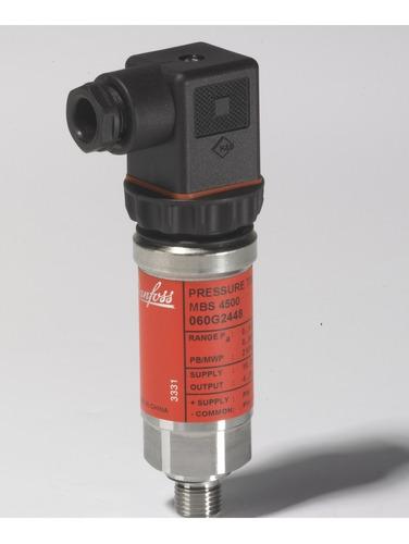 060g2448 Transmissor De Pressão Mbs4500 0 A 6 Bar Danfoss