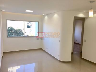 Vende-se Apartamento No Bairro Sacoma Em Sao Paulo - V-28780
