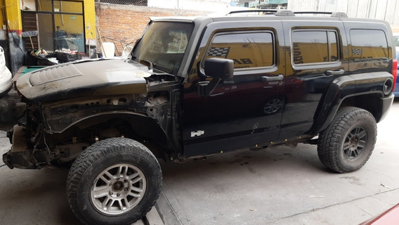 Hummer H3 5.3 Luxury Mt 2006