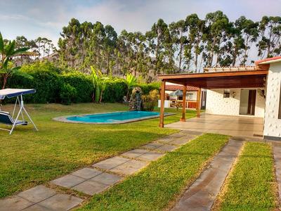Casa De Campo Antigua Hacienda San Andrés Alquiler
