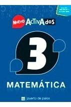 Nuevo Activados Matematica 3 - Puerto De Palos