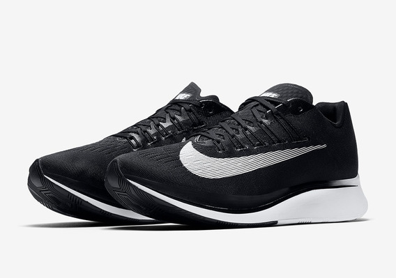 Tênis Nike Zoom Fly Feminino Preto Nr 35 Corrida Promoção