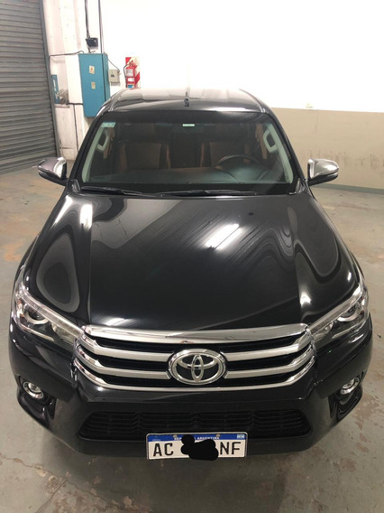 Toyota Hilux 2.8 Cd 4x4 Tdi Srx At