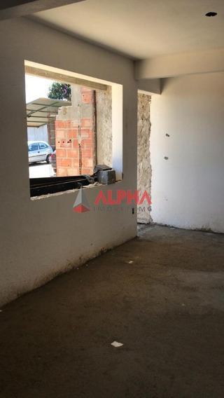 Casa De 03 Quartos No Bairro Santa Helena Em Contagem - 7366