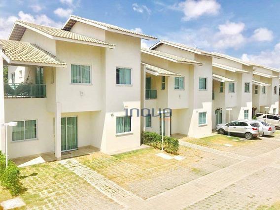 Casa Residencial À Venda, Sapiranga, Fortaleza. - Ca0370