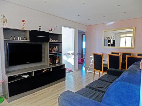 Apartamento No Miolo Do Ipiranga 2 Dormitórios, 2 Banheiros, Dependência De Empregada E Vaga !!! - Bi25533