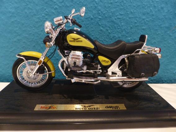 Miniatura Moto Guzzi California 1100i - Escala 1:10 (24cm)