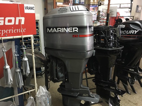 Motor Fuera De Borda Mariner 125 Hp Full 2 T Modelo 1997