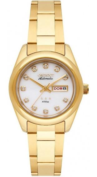 Relógio Orient Feminino Automatico 3 Estrelas 559gp010 B1kx