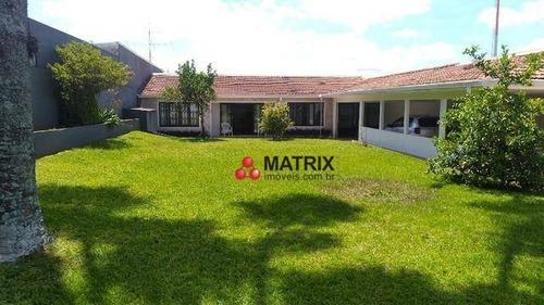 Imagem 1 de 15 de Oportunidade, Terreno (zr2) À Venda, 600 M² Por R$ 765.000 - Hauer - Curitiba/pr - Te1020