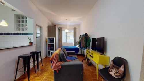 Imagem 1 de 11 de Apartamento À Venda No Bairro República - São Paulo/sp - O-17297-28402