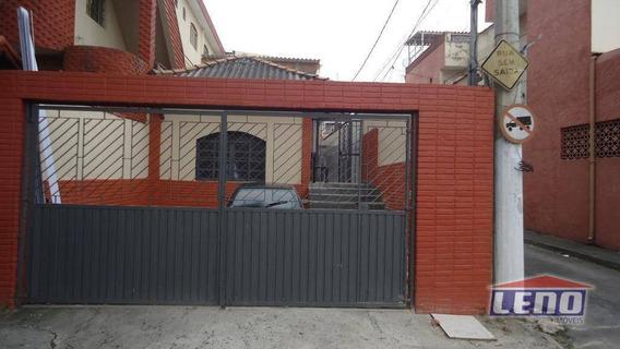 Casa Com 2 Dormitórios Para Alugar, 90 M² Por R$ 1.400/mês - Penha De França - São Paulo/sp - Ca0247