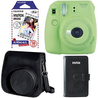 Cámara Instantánea Fujifilm Instax Mini 9 Lime Green Fujifi