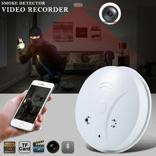 Cámara De Vídeo Tipo Detector De Humo Con Micrófono
